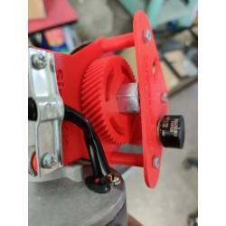 support potentiomètre moteur 350w