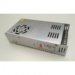 Power supply 24V 480W