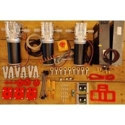 Kit 3 DOF 440W S RGB