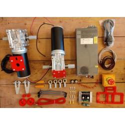 Kit 2 DOF 440W S RGB