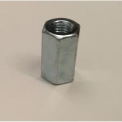 Ecrou de liaison M10 pas 1.5mm